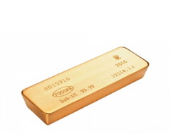 STANDARD bullion from 11.0 to 13.3 kg
